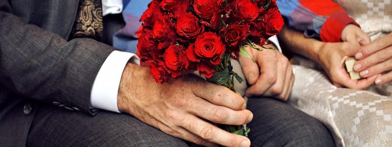 Blumen Anlass